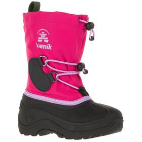 Kamik Southpole 4 - Calzado Niños - rosa/negro